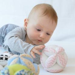 Úchopové loptičky - Montessori