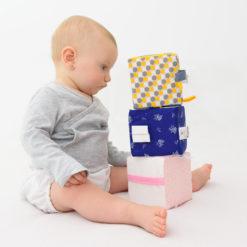 Úchopové kocky - Busy cube